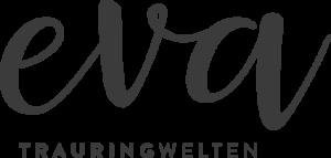 eva Trauringwelten Fußzeilen Logo in transparent