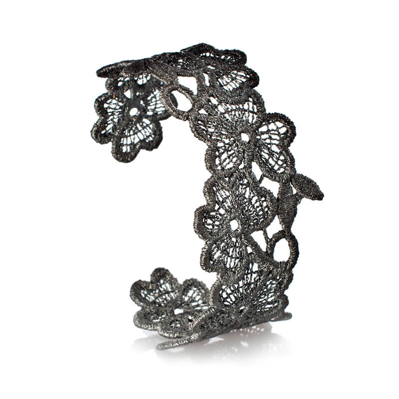 Brigitte Adolph Jewellery Design - Armband Nottingham - Schwarz